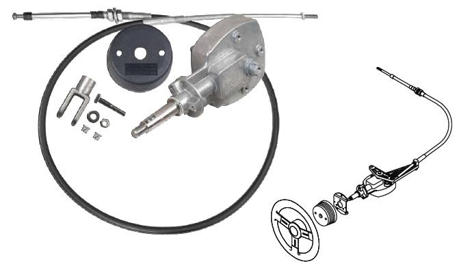 Teleflex Jet Boat Steering System